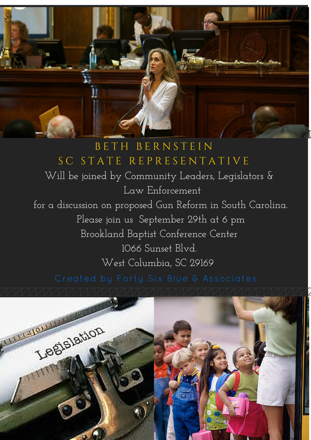 South Carolinan State House REPRESENTATIVE (4) (2)