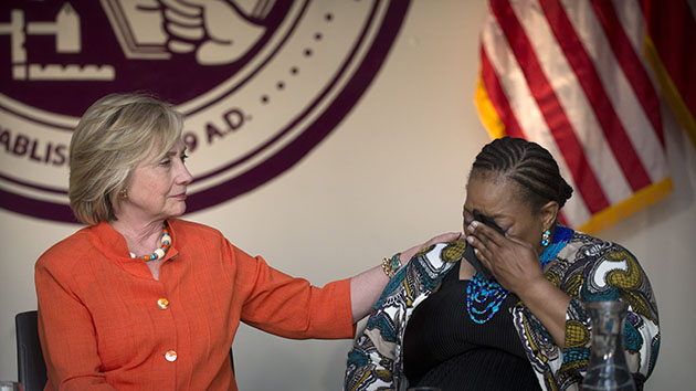 Hillary Rodham Clinton, Karen Johnson