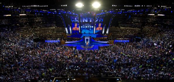 Hilary Clinton convention